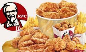 KFC opening hours in Las Vegas, KFC closing hours in Las Vegas