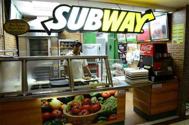 subway opening hours in san diego city, subway closing hours in san diego city