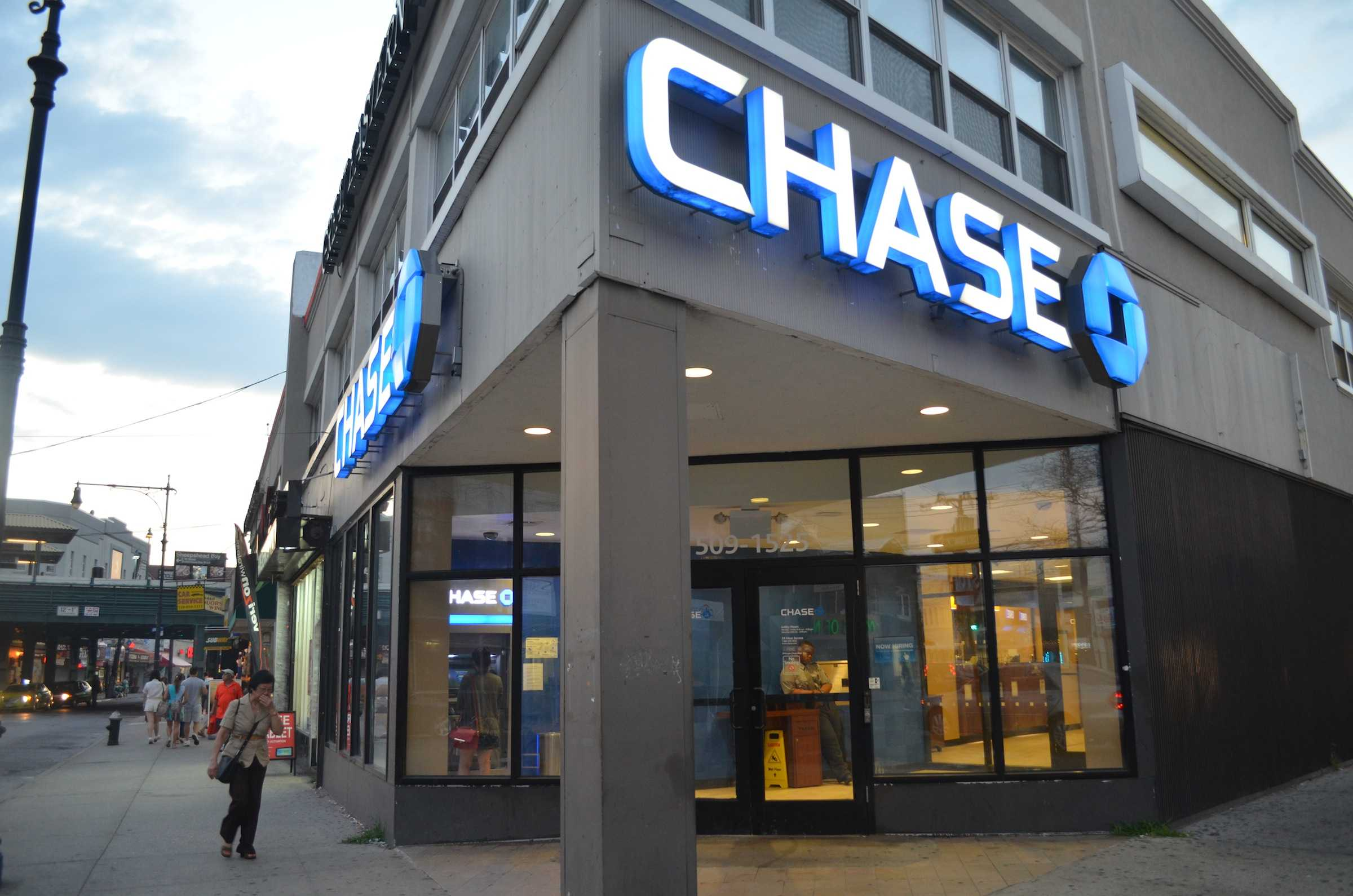 J.P. Morgan Chase Bank, N.A., doing business as Chase Bank, is a national bank headquartered in Manhattan, New York City, that constitutes the consumer and commercial banking subsidiary of the U.S. multinational banking and financial services holding company, JPMorgan Chase & Co.