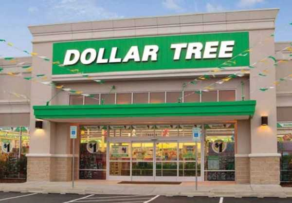 Number of Dollar Tree Locations.
