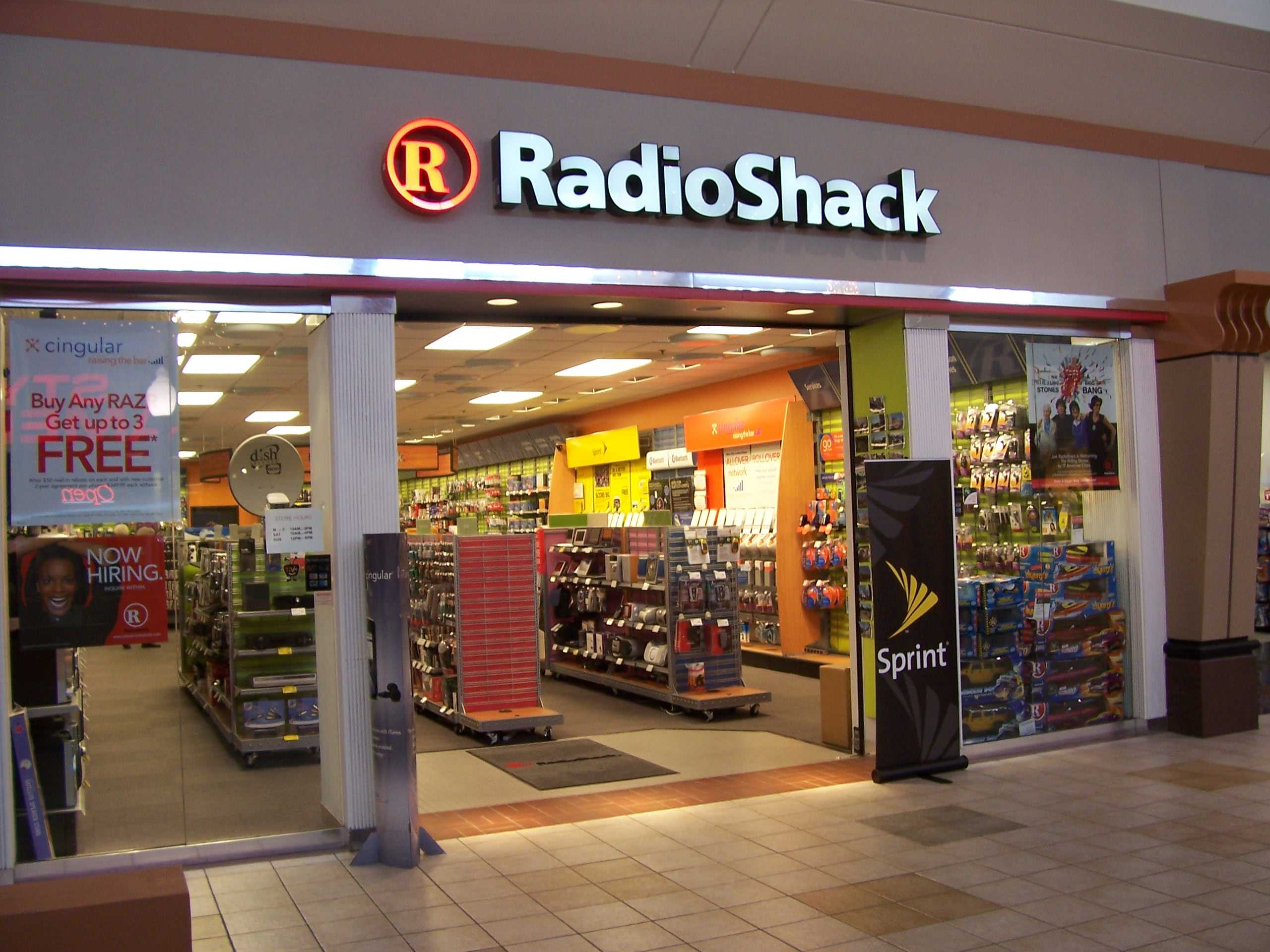 Radio Shack locations near me | United States Maps