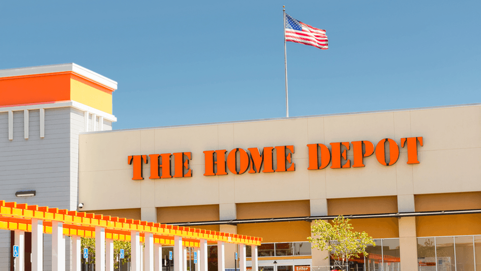 Home Depot hours