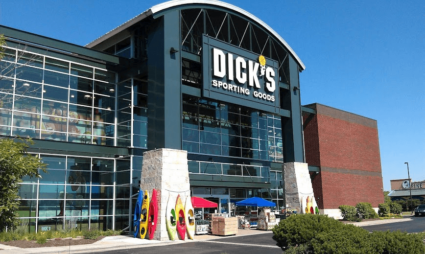 dicks sporting goods hours, dicks hours