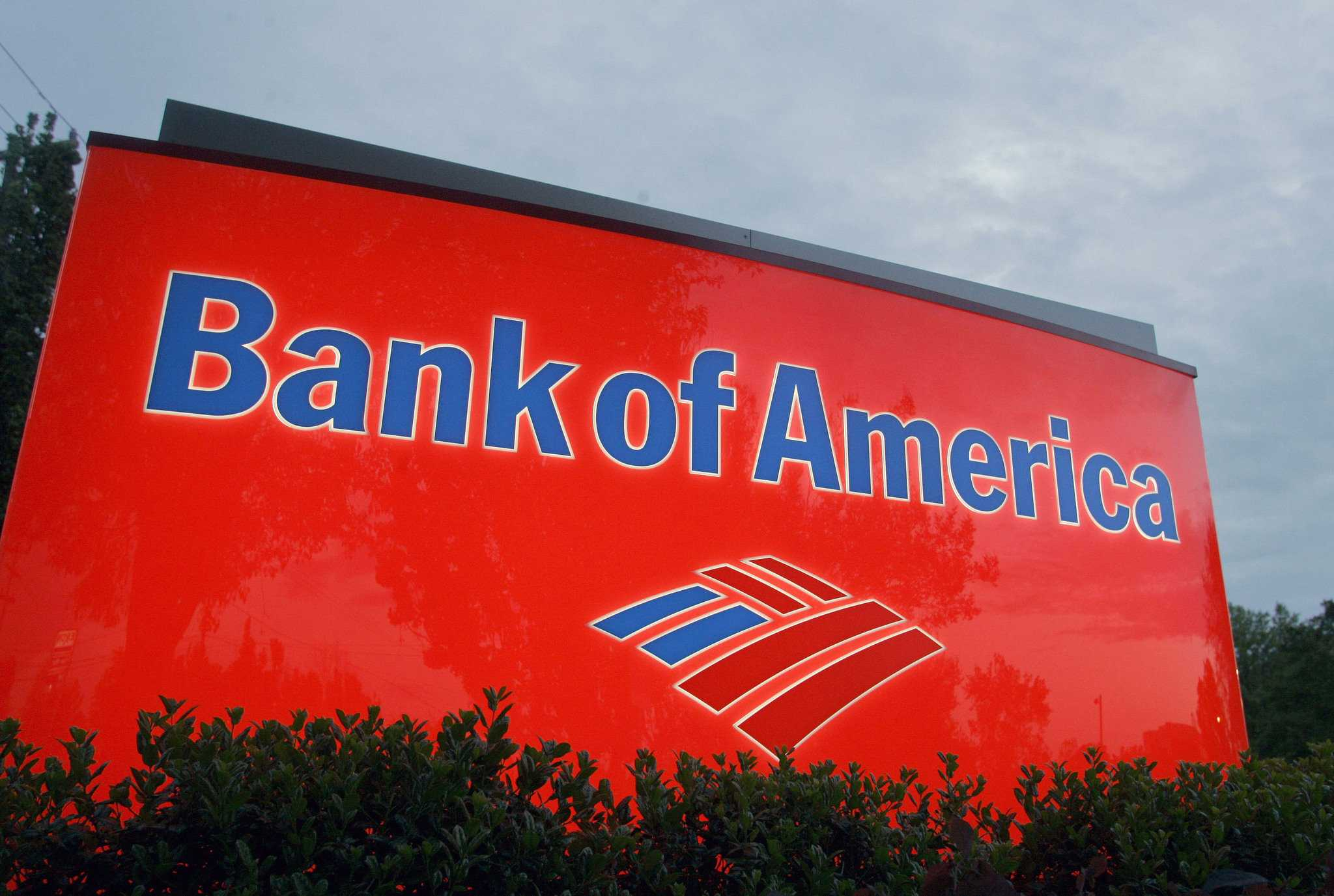 bank of america hours california ave