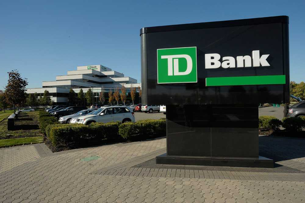 td bank locations near me