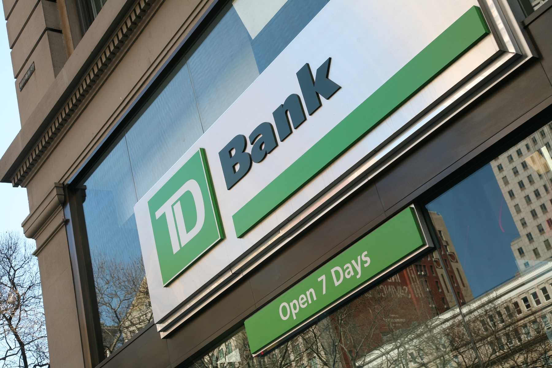 td hours, td bank hours of operation