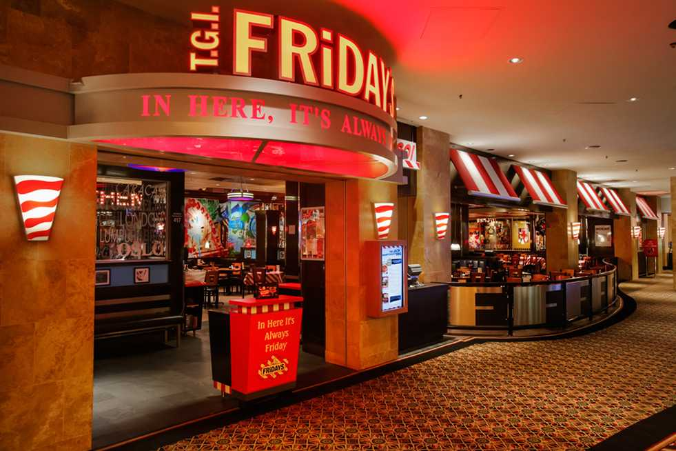 Find TGI Fridays hours and map in North Las Vegas, NV. Store opening hours, closing time, address, phone number, directions.