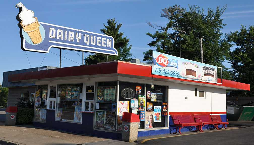 dairy queen hrs