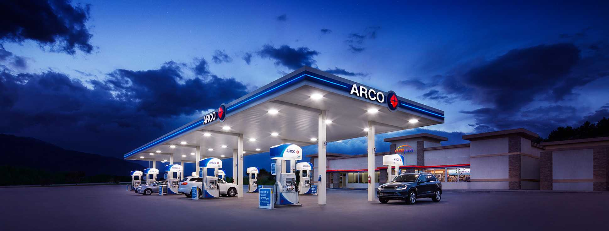 arco gas station near me, arco near me