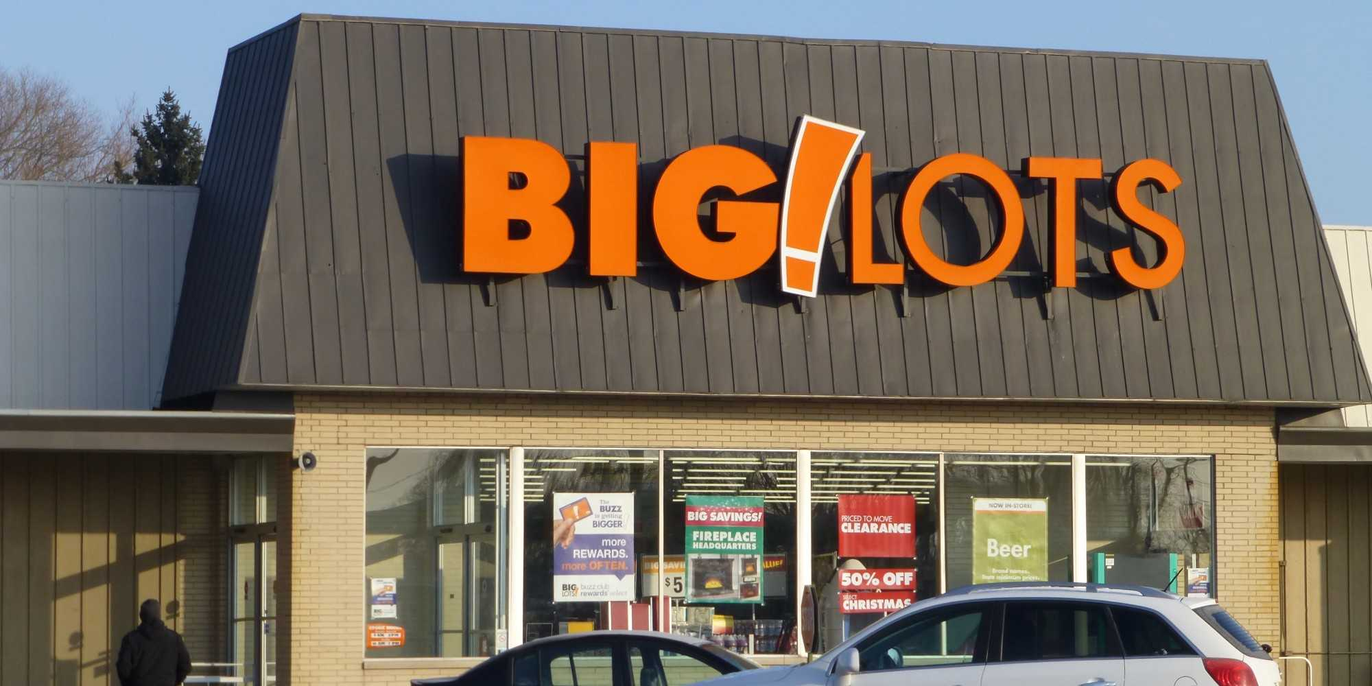 big lots store hours, big lots hours today