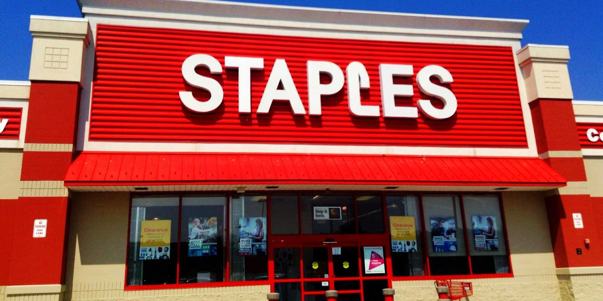 What Time Does Staples Open Today >> Staples Holiday Hours Opening Closing In 2017 United States Maps