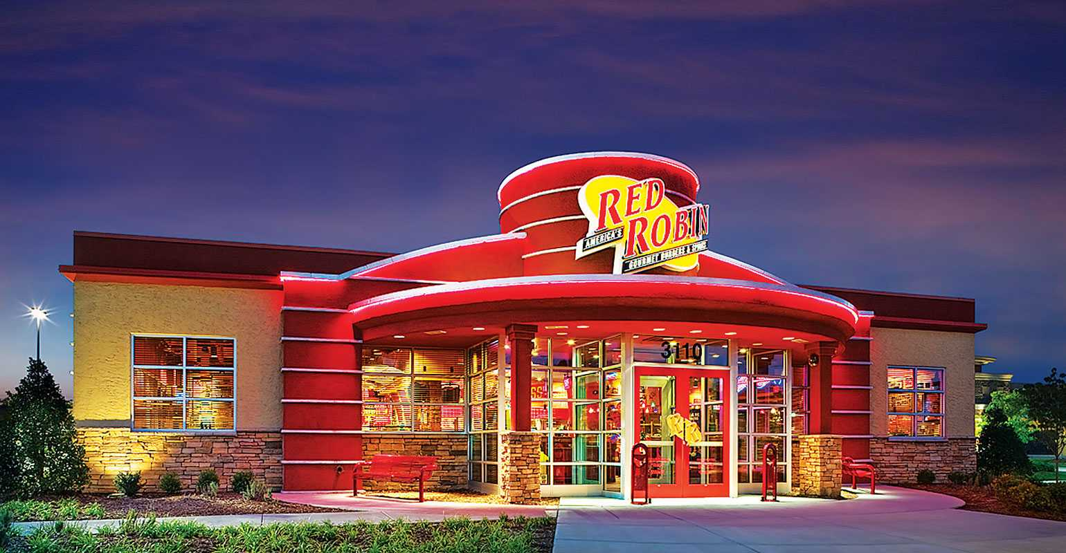 Red Robin Restaurant Locations Near Me