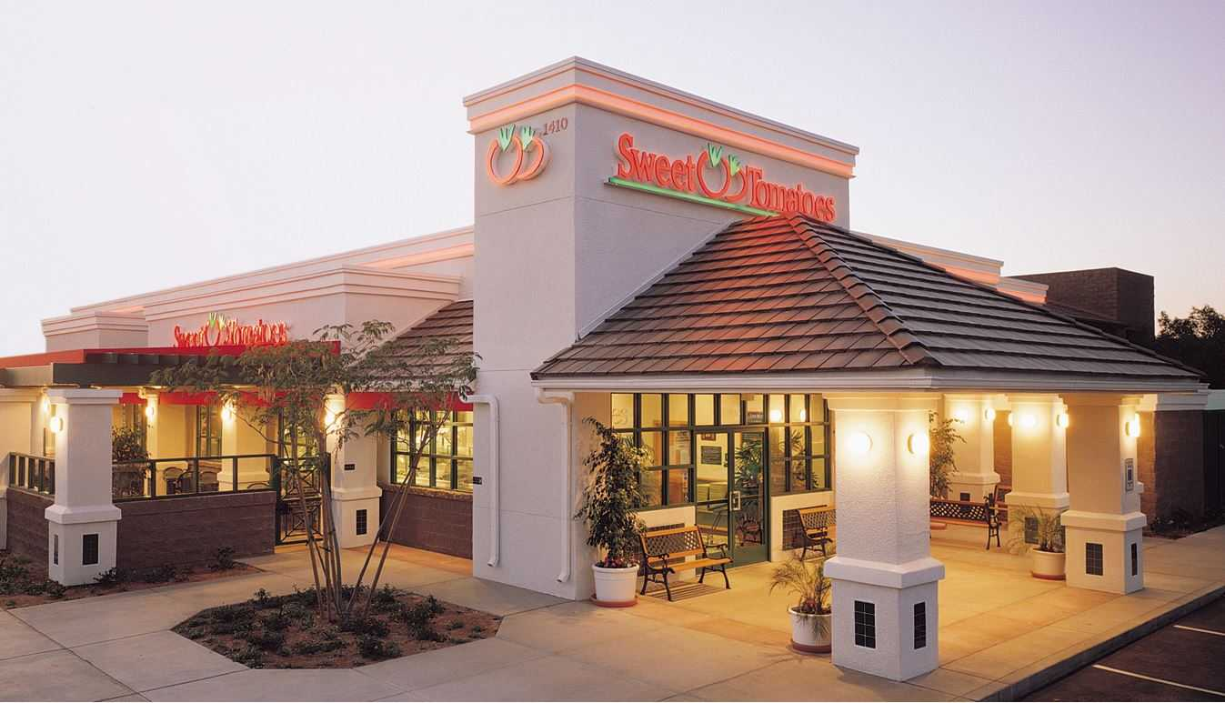 Sweet Tomatoes provides a one-of-a-kind dining experience where guests have the freedom to create their own fresh and wholesome meal from an abundant salad bar paired with a selection of craveable soups made from scratch daily, hot pastas, fresh from the oven baked goods and delectable desserts.4/4().
