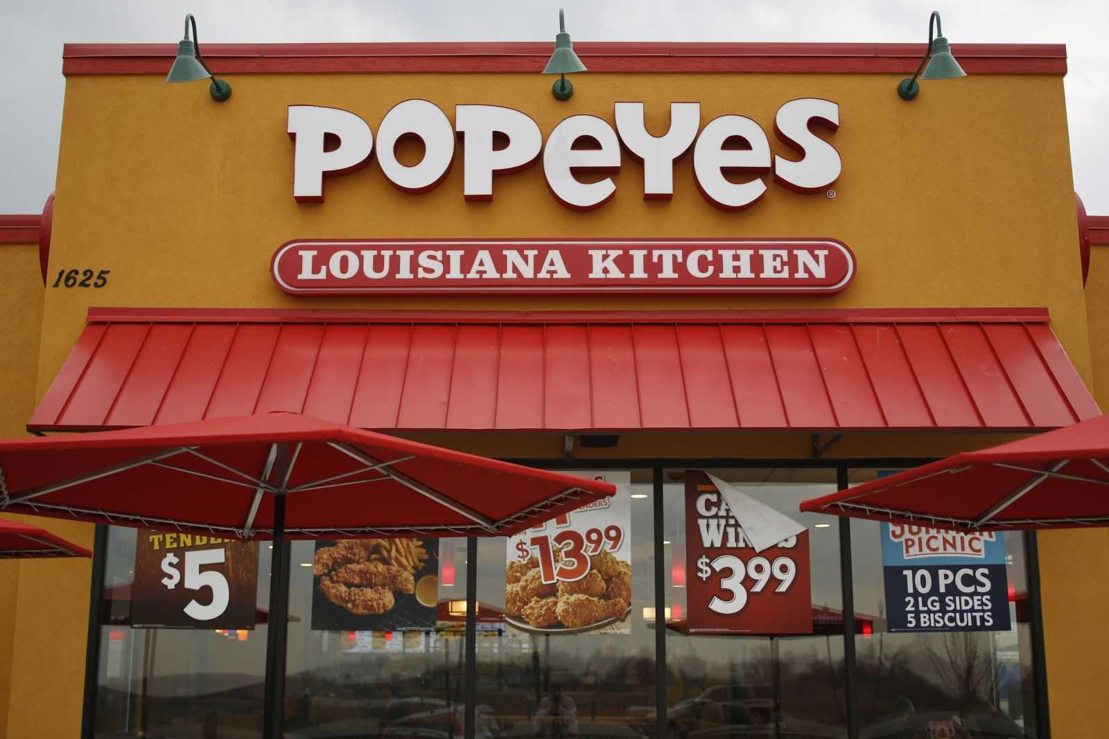 popeyes near me, popeyes chicken near me