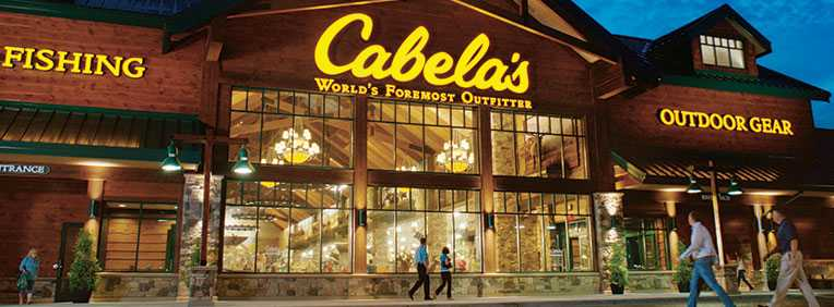 Cabela's Location, Cabela's Location Near me, Cabela's Near Me