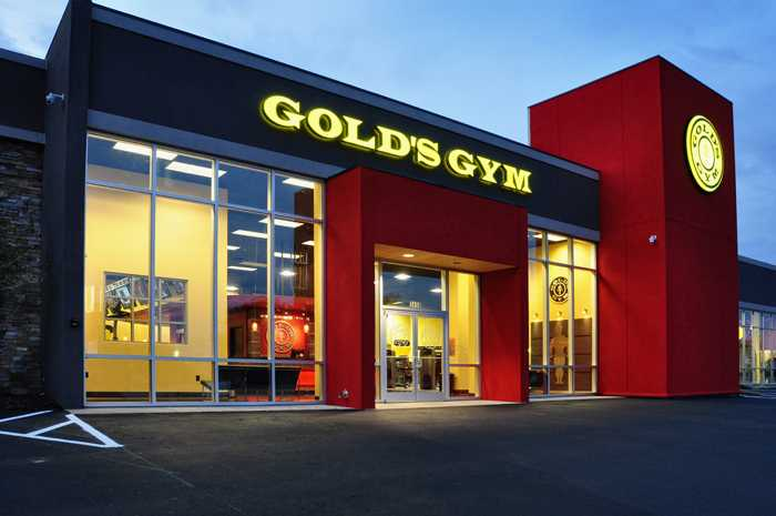 golds gym near me