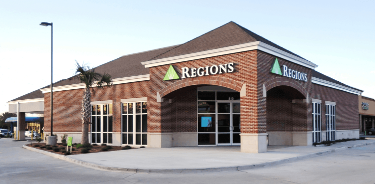 nearest Regions Bank, Regions Bank Near Me