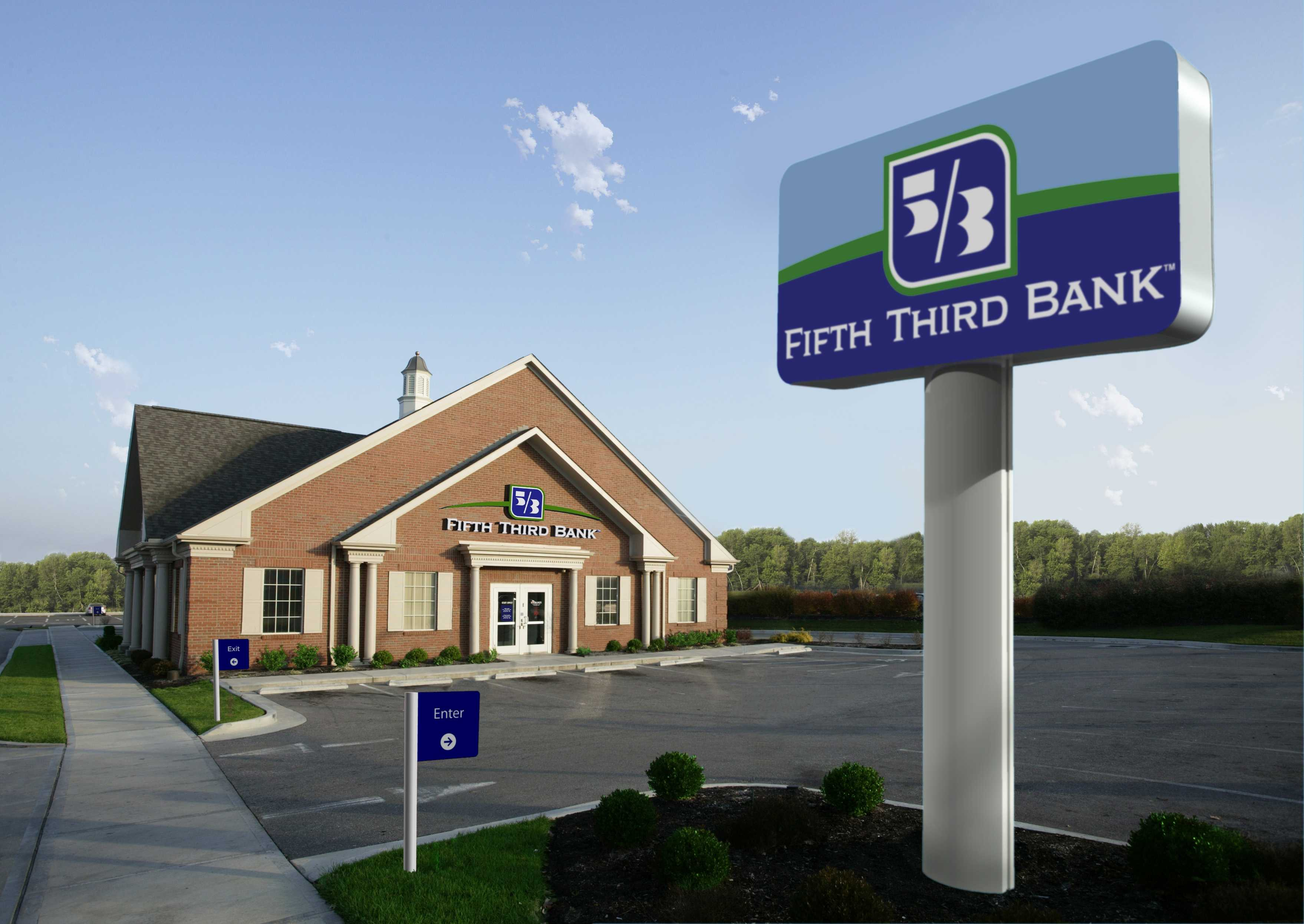 fifth third bank hours