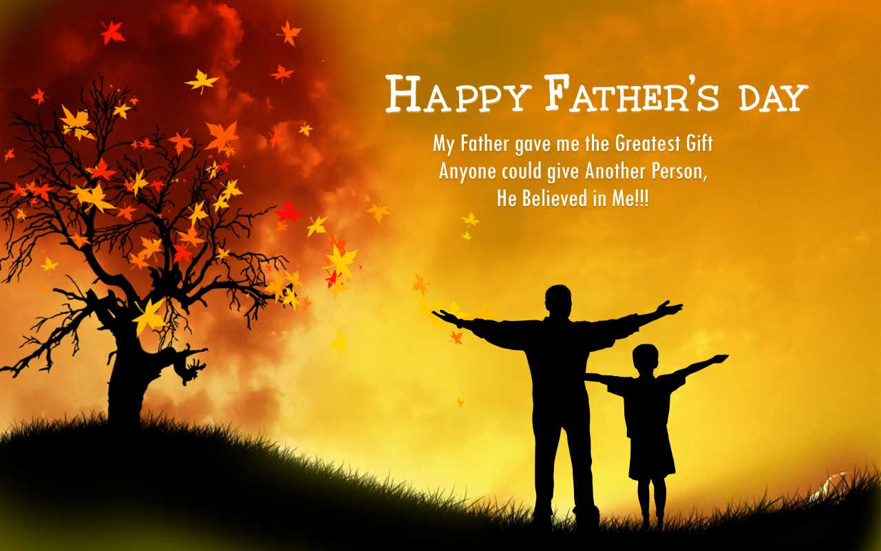 Fathers Day Holiday Hour