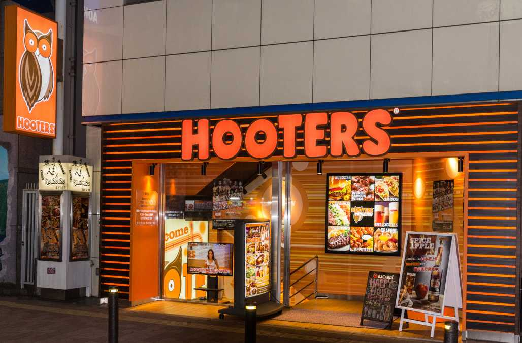 nearest hooters, hooters restaurant locations