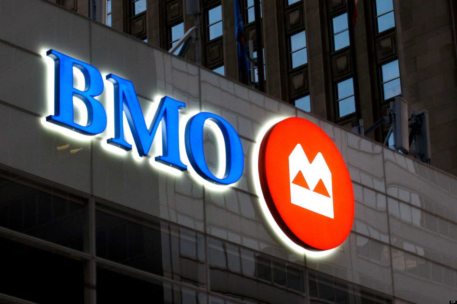 bmo bank hours