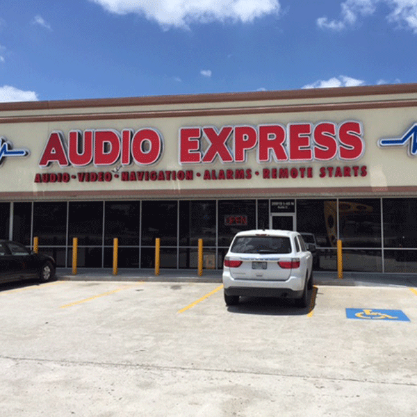 Audio Express Hours