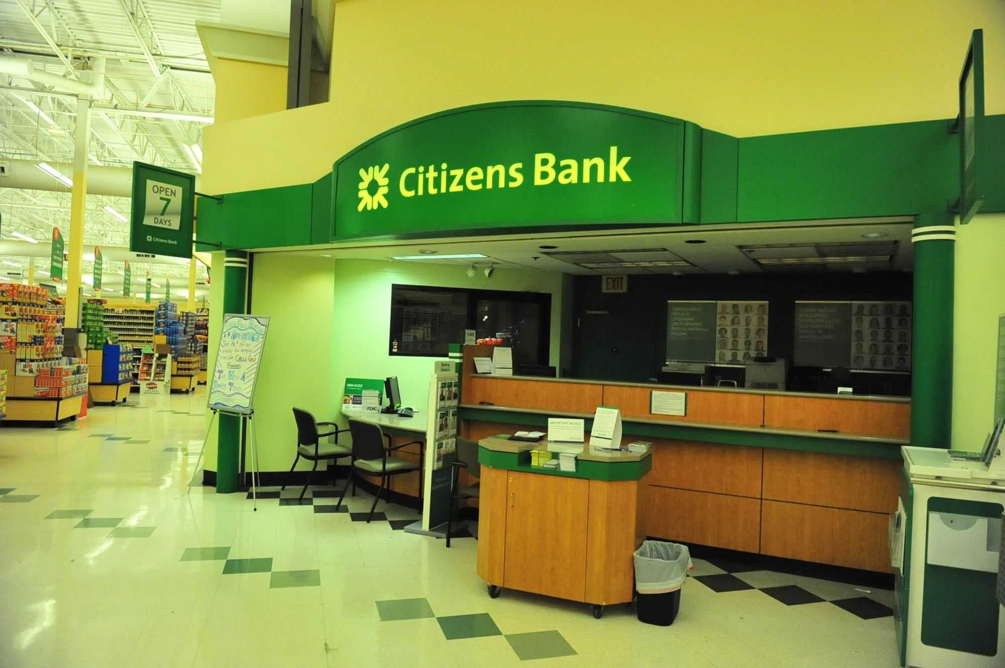 citizens bank locations, nearest citizens bank