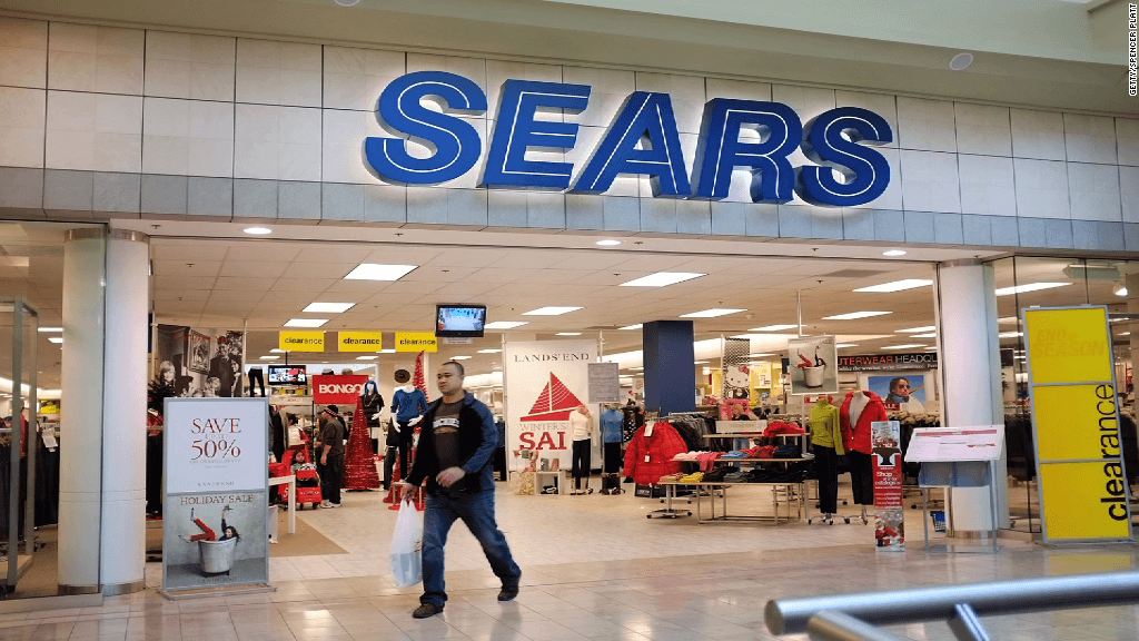 sears hours today