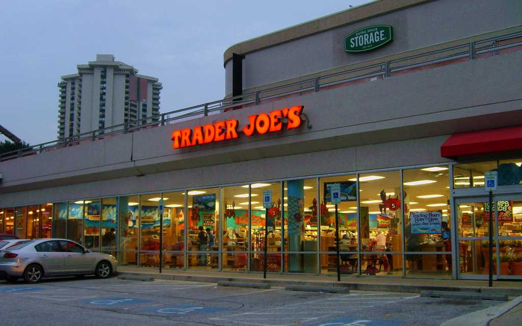 Trader Joe's, Trader Joe's Locations